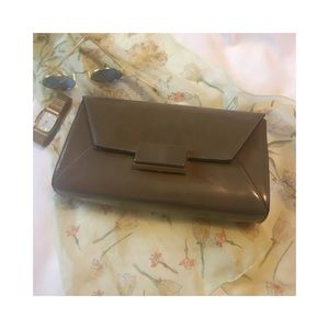 NWT The Limited Brown Clutch